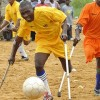 War, Peace and a New World Paved with Good Intentions through Sport