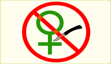female genital mutilation essay questions Female genital mutilation (fgm) is a term used to describe various traditional   the following questions by interviewing four women and reviewing previous.