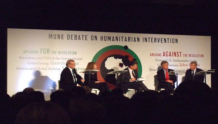 essays on humanitarian intervention