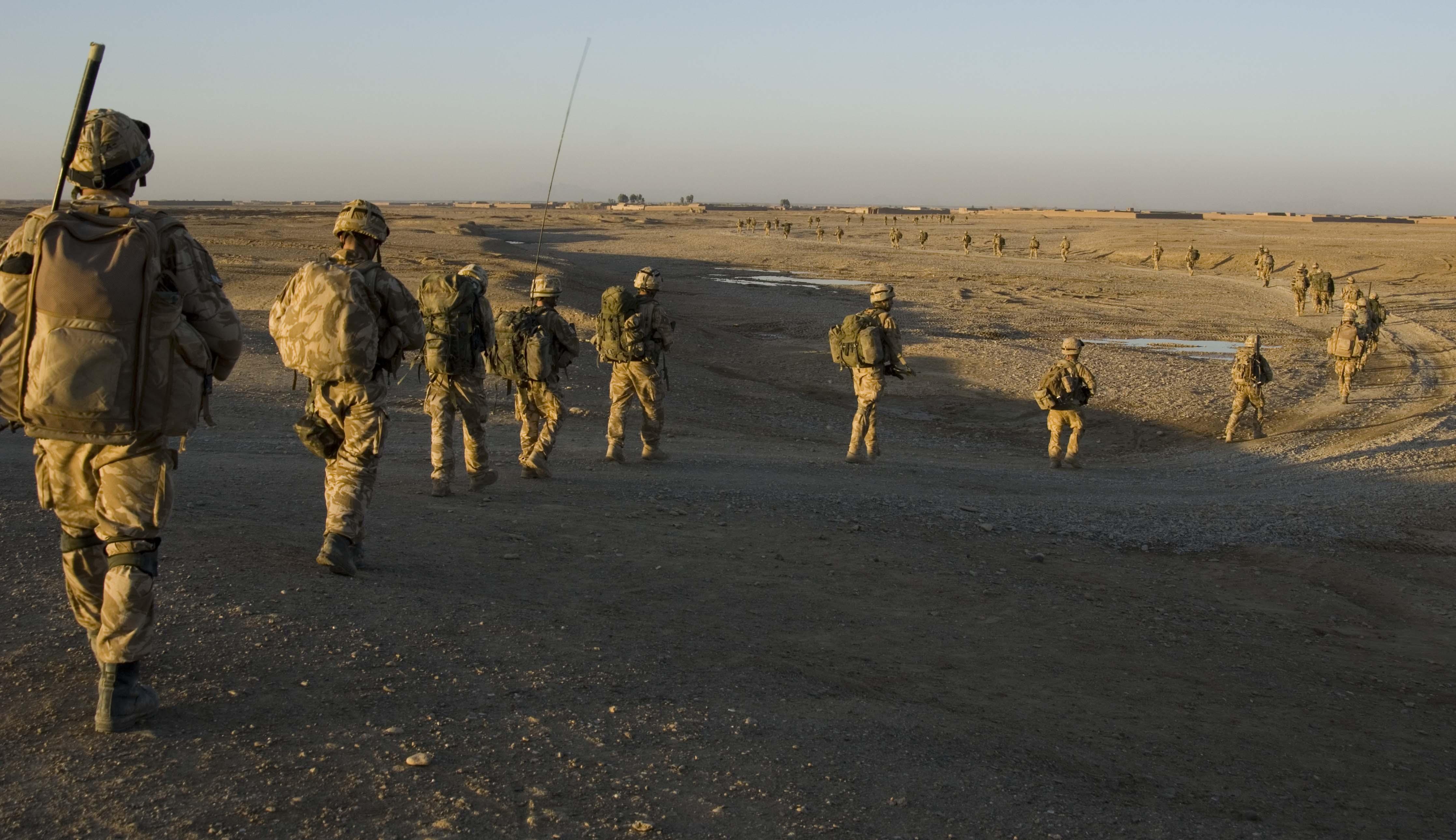 essay on global war on terrorism
