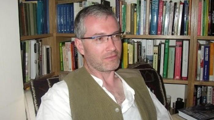 Interview – Richard English