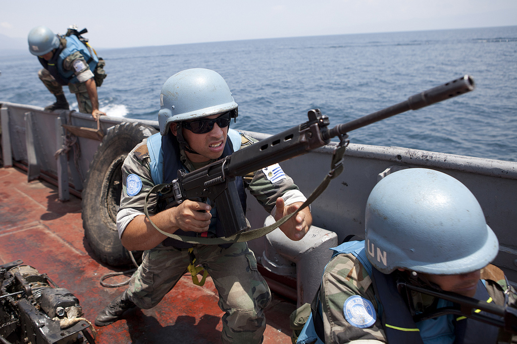 Is the Cruz Report the end of peacekeeping for Japan?