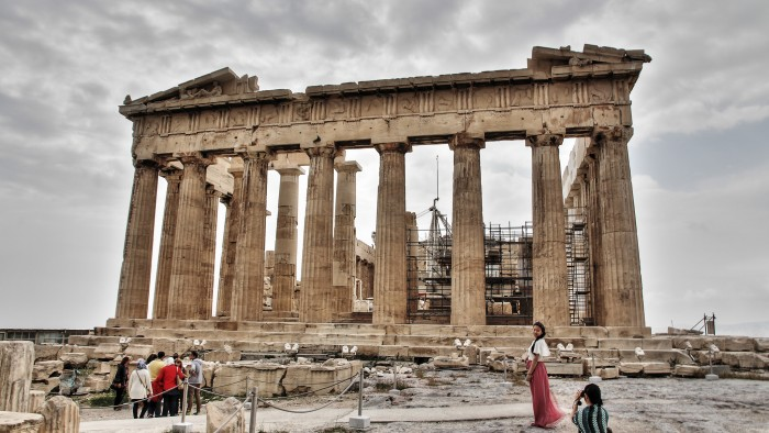 The Parthenon Marbles in Russia: Referred Pain from a Colonial Past and Present
