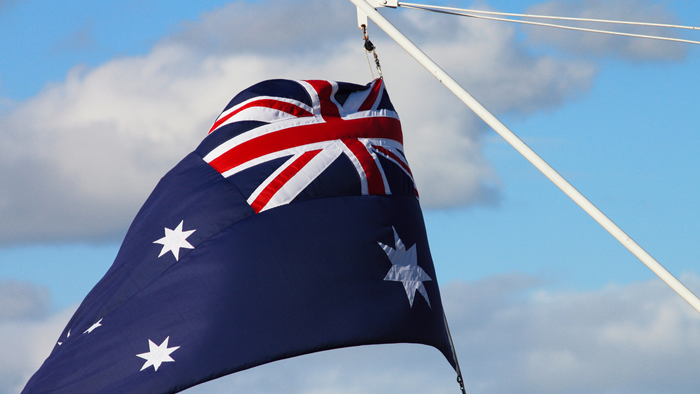 The Asia-Pacific Scramble and a 'Larger Australia'