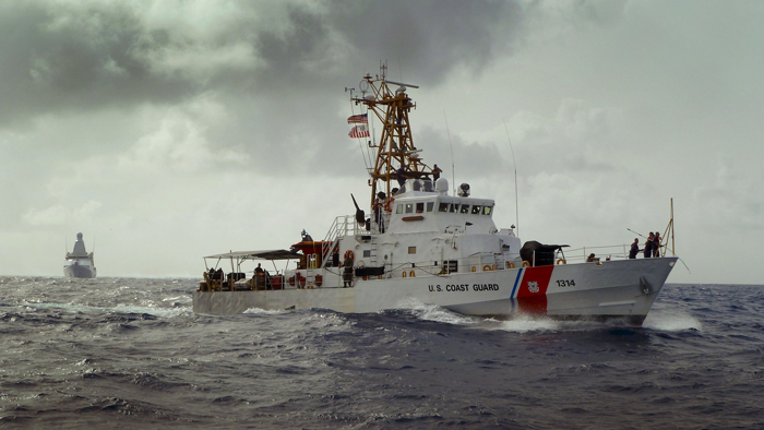 The US Coast Guard's Western Hemisphere Strategy
