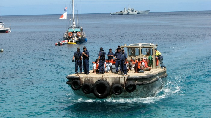 Offshore Interdiction Operations and the Refugee Rights of Irregular Migrants