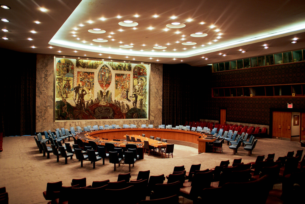 thesis on security council United nations' policy of gender: a study of the united nations security council's resolutions 1325 and 1509 fagerheim, eirunn rose teigen master thesis.