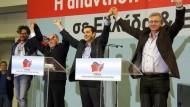 Syriza, Podemos, Venceremos? Syriza and the Future of the European Left