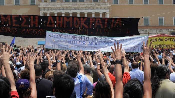 Greeks and Psychiatry in Crisis