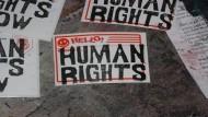 Review – Debating Human Rights
