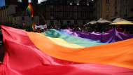 LGBT Pride: Marching on the Front Lines