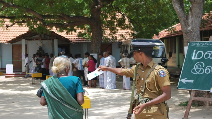 Parliamentary Elections in Sri Lanka: Entrenching Democratic Change