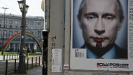 VVP: Is Vladimir Putin the Super-Villain We've All Been Waiting For?