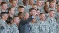Was  George W. Bush's Foreign Policy Agenda Unprecedented in US history?