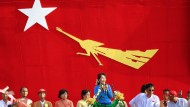 Managing Expectations in NLD-led Myanmar