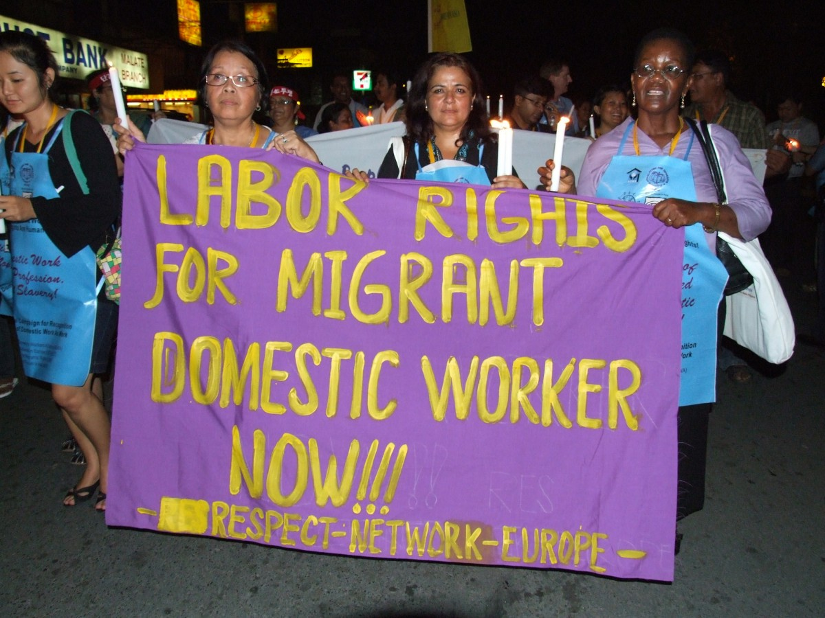 exploitation of domestic workers
