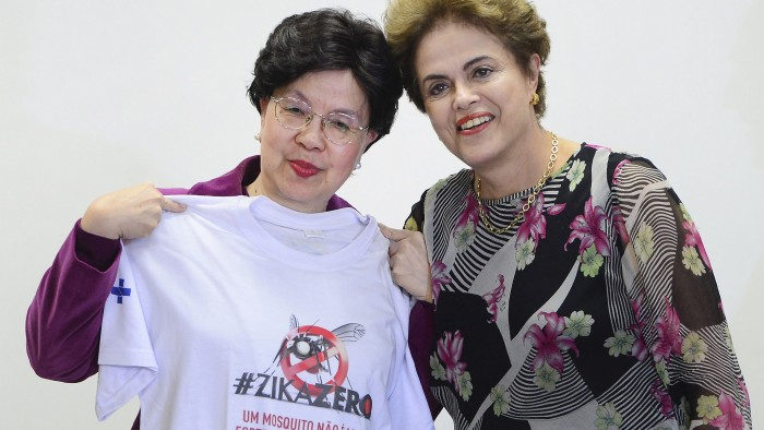 The Outbreak of the Zika Virus and Reproductive Rights in Latin America