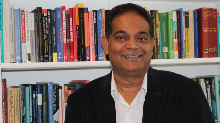 Interview – Amitav Acharya