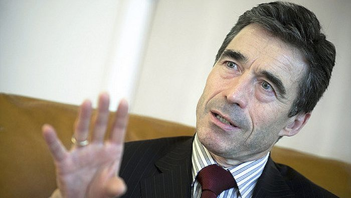 Interview – Anders Fogh Rasmussen