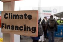 Global Climate Change Finance