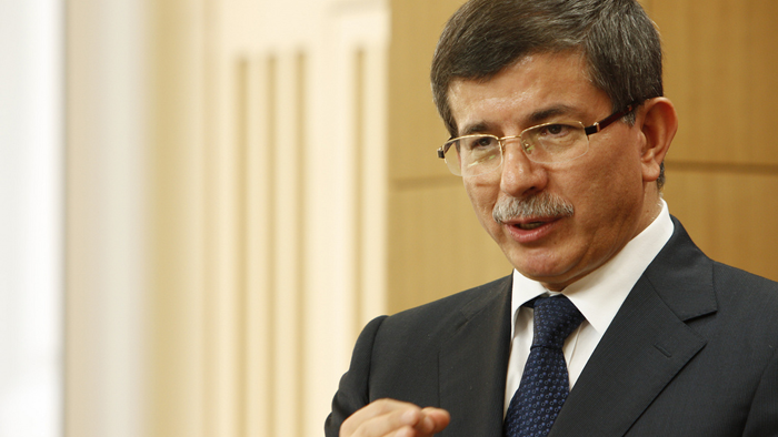 ahmet davutoglu strategic depth pdf