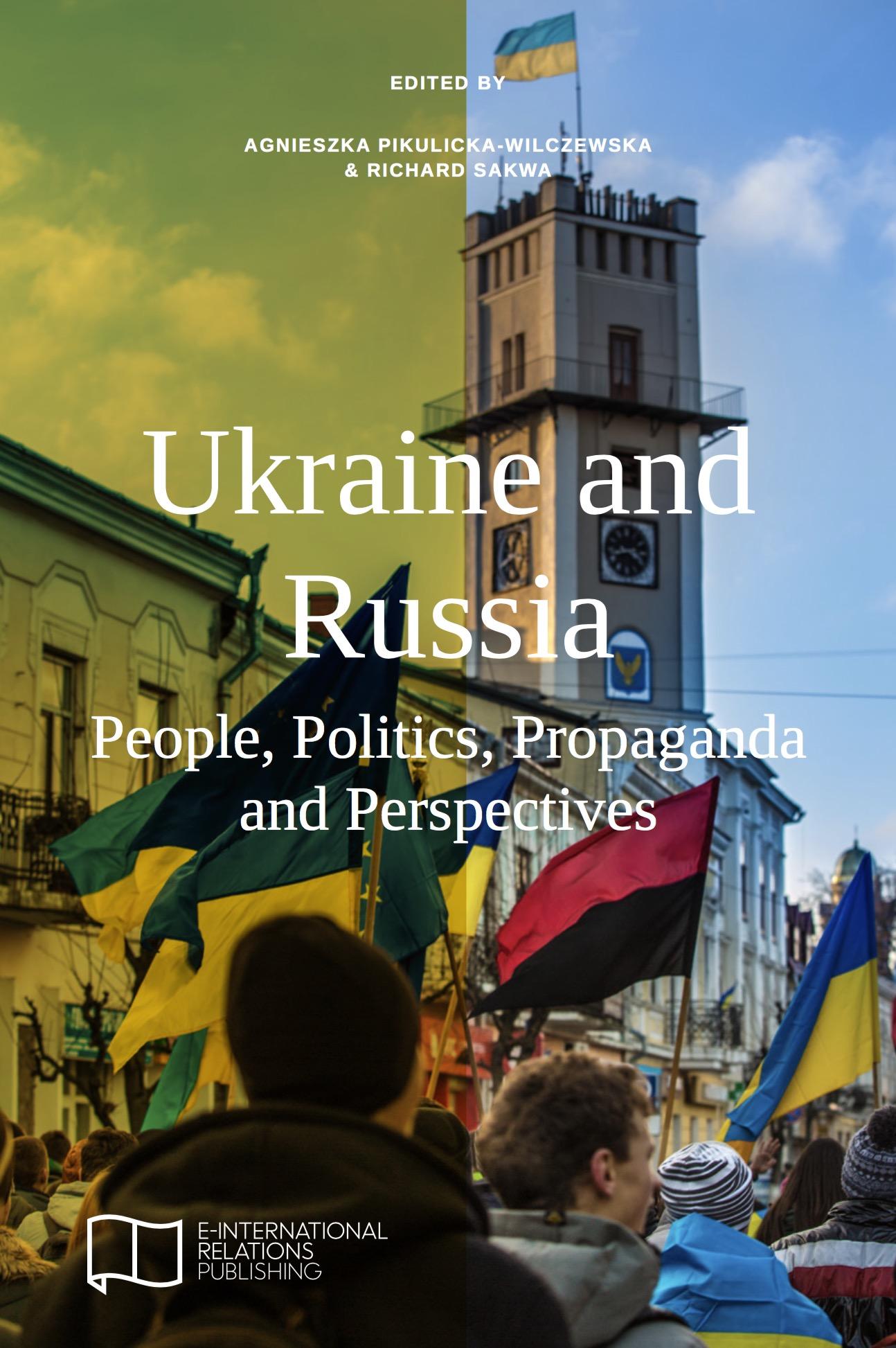 Ukraine and Russia 2016 cover