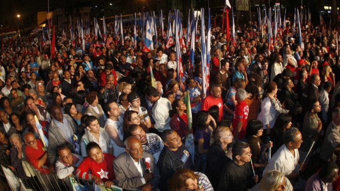 The 'Pink Tide' and Brazil's Workers' Party