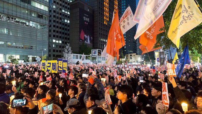 South Korea's Blue House Scandal