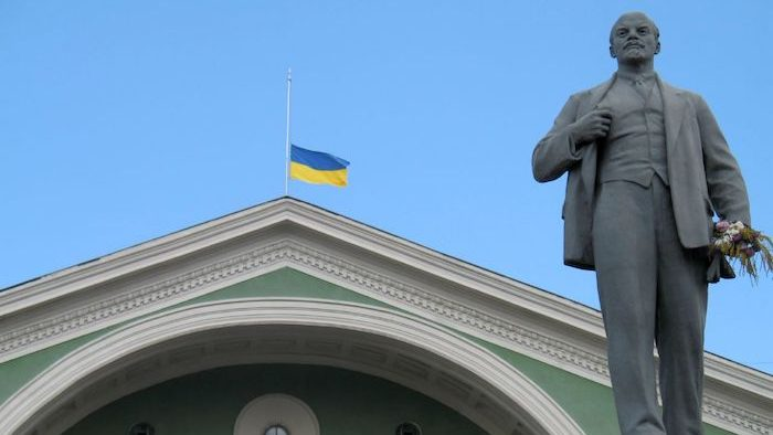 Ukraine and Russia: Rewriting Histories
