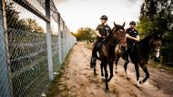 Hungary, the Barbed Wire Fence of Europe