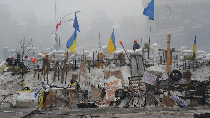 The Ukraine Crisis – Four Cutting Edge Books