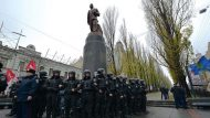 The Destruction of 'Colonial Remnants' in Ukraine