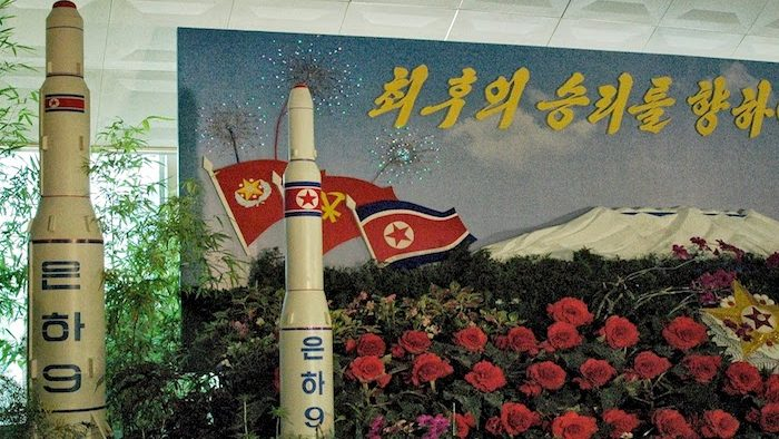 Does North Korea Want to Be Attacked?
