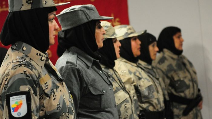 The Role of Policewomen in Ending Gender Violence in Afghanistan
