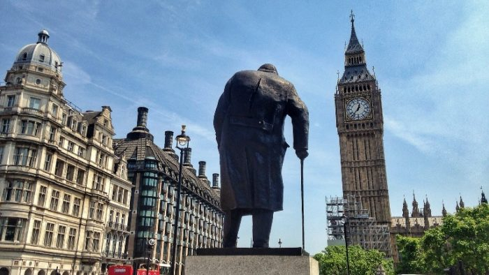 Would Churchill Have Voted for Brexit?