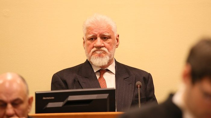 Slobodan Praljak's Suicide and International Criminal Justice