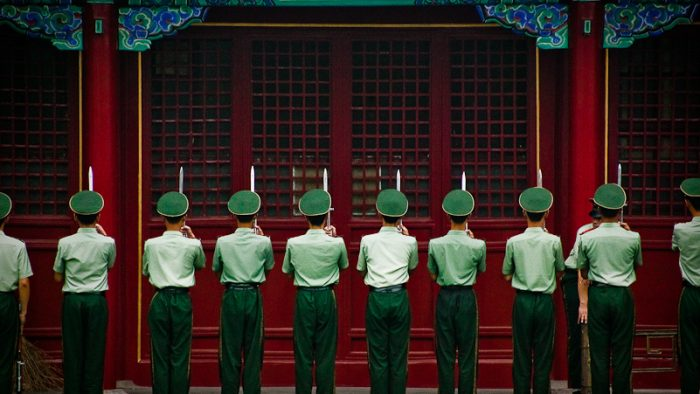 The Chinese Military Under Xi: Loyal and Ready to Achieve the History Mission?