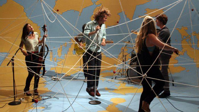 'A Technocracy of Sensuousness': Music Video in International Politics