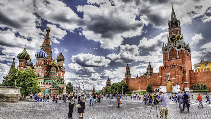 Where Does Russia End and the West Start?