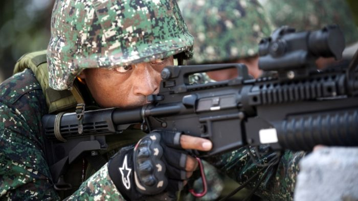 Brexit and Arms Sales to the Philippines: A Reactive Approach to Human Rights