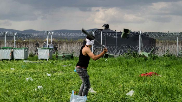 Europe's Barbwire Fences: Reflections on Reporting the Refugee Crisis in Greece