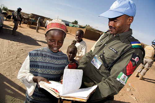 The failure of unamid in darfur politics essay