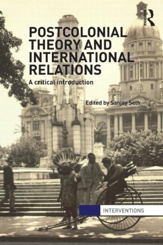 an arguement in international relations in western colonialism Colonialism, western european expansion since 1763 historians are still unravelling the threads of conflicting arguments about the priority of causes in the final abolition of the slave trade and, later, of slavery itself.