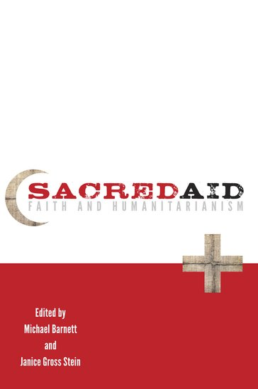 Sacred Aid Cover