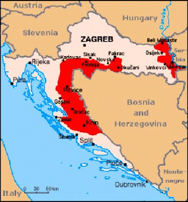 Framing the War in Croatia: Propaganda, Ideology and the British Press