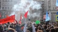 Punk Politics in Putin's Russia