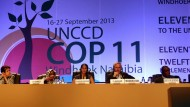 United Nations Convention to Combat Desertification: Issues and Challenges