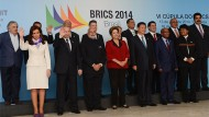 The BRICS' Economic Institutions and International Politics