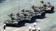 Political Legitimacy in Post-Tiananmen China