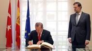 Erdorgan's Difficulties Understanding the New Opposition